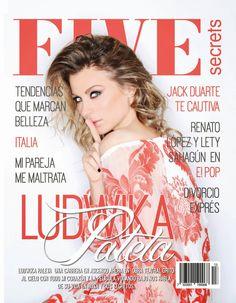 Actrices y actores latinos: Five Secrets - Ludwika Paleta