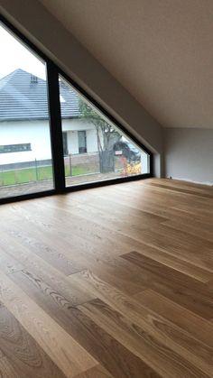 Loft Conversion Bedroom, Hardwood Floor Colors, Dance Rooms, Terrace Design, New House Plans, Flooring Options, Cool House Designs, Home Interior Design, Building A House