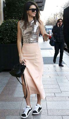 Los mejores looks de Kendall Jenner en PFW