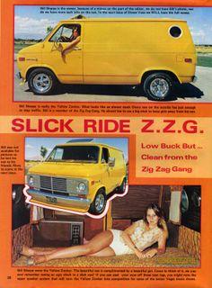 Bill Sharpes' Yellow Zonker