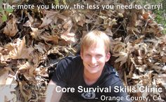 California's Premier Outdoor Survival School! Now offering classes in Orange County, Los Angeles, and the SF Bay Area. Visit www.casurvival.com for more details.