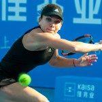 Turneul WTA de la Shenzhen   Simona Halep a fost eliminată de Kateřina Siniaková