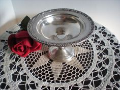 Sterling Silver Vintage NEWPORT Weighted Base, Classy Candy/Compote Dish #11334 #NewportnowGorham