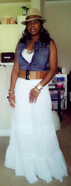 Day time look, bohemian maxi dress Lace Skirt, Bohemian, Crystal, Skirts, Dresses, Fashion, Gowns, Moda, La Mode