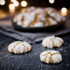 best=Butter Zimt Busserl mit Diamant Zucker Joyful Food , Discover your dream prom dress. Butter Cookies Christmas, Cinnamon Butter, Cinnamon Cookies, Restaurant Recipes, Food Blogs, Christmas Desserts, No Cook Meals, Holiday Recipes, Dessert Recipes