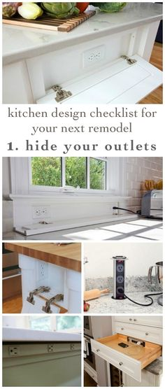 Kitchen design checklist-considerations for your next remodel. - Victoria Elizabeth Barnes