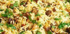 Arroz de Maria Isabel (arroz com carne-seca)