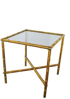 #Taigan.com               #table                    #Faux #Bamboo #Side #Table, #Found #Found #Taigan   Faux Bamboo Side Table, by Found - Found on Taigan                            http://www.seapai.com/product.aspx?PID=255552