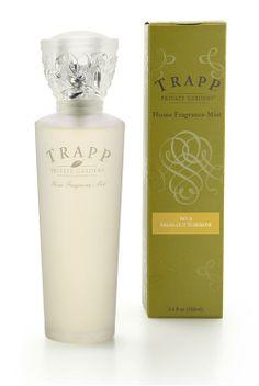 No. 08 Fresh Cut Tuberose - 3.4oz. Home Fragrance Mist at CapeCandle.com #trappcandles