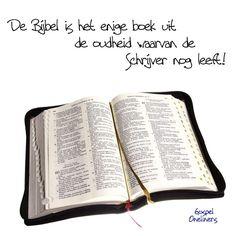 Your Choice minikaart 'De bijbel is het enige boek' - MajesticAlly