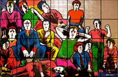 Gilbert & George 28 April to 2 September 2018 Brighton Museum Brighton Museum, Gilbert & George, Tableaux Vivants, Sir Anthony, Exhibition Display, Hirst, S Pic, Art Plastique, Contemporary Artists