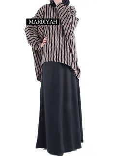 Winter Tunic Abaya