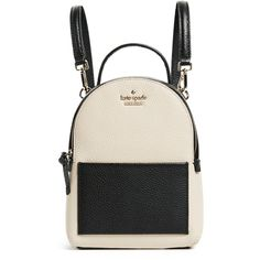 Kate Spade New York Jackson Street Merry Mini Backpack ( 250) ❤ liked on Polyvore  featuring bags 89853edbdc2c4