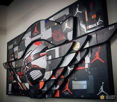 Jordan Shoe boxes