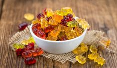 Gummy candies are totally nostalgic, and you'd be surprised at how simple it is to whip them up in your own kitchen. Here's how.