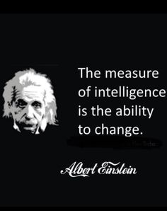 motivational quotes & We choose the most beautiful Intelligence Quotes – Inspirational Quotes On Intelligence for you.Famous Intelligence Quotes - Inspirational Quotes On Intelligence most beautiful quotes ideas Citations D'albert Einstein, Citation Einstein, Albert Einstein Quotes, Wise Quotes, Quotable Quotes, Great Quotes, Quotes To Live By, Quotes Inspirational, Change Quotes
