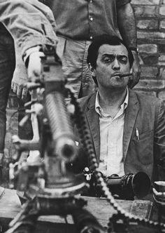 The handsome devil, Stanley Kubrick.
