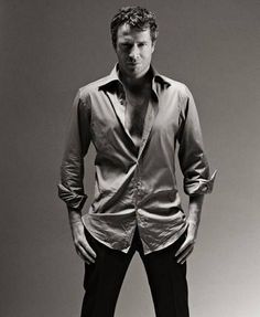 JAMES PUREFOY... Oh My Sweet Little Christ, He Is... WOW!!!
