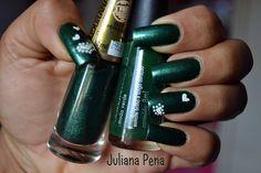 Moda Verde (Avon) + Elite Perolado (Ludurana)