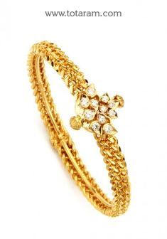 Totaram Jewelers Online Indian Gold Jewelry store to buy Gold Jewellery and Diamond Jewelry. Buy Indian Gold Jewellery like Gold Chains, Gold Pendants, Gold Rings, Gold bangles, Gold Kada Diamond Bangle, Diamond Jewelry, Gold Jewelry, Jewellery, India Jewelry, Gold Bangles, Bangle Bracelets, Wedding Jewelry, Jewelry Sets