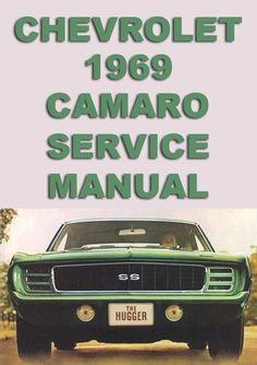 chevrolet 1961 impala convertible roof service and repair manual rh pinterest com 1969 camaro repair manual pdf 1967 camaro repair manual