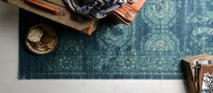 You'll love the Journey Navy/Blue Area Rug at Wayfair - Great Deals on all Rugs  products with Free Shipping on most stuff, even the big stuff.