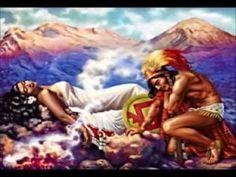 Leyenda Del Volcan Popocatepetl e Iztaccihuatl (Loquendo) - YouTube