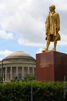 It took america over 200 years to honor me with a monument; I didn't get one until the 60's.