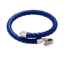 ALEX & ANI RUSSIAN SILVER BRAIDED LEATHER ULTRAMARINE UNCHARTED VOYAGE WRAP NWT - http://designerjewelrygalleria.com/alex-ani/alex-ani-russian-silver-braided-leather-ultramarine-uncharted-voyage-wrap-nwt/