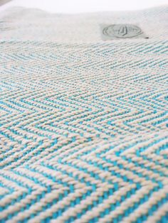 Yoga blanket - BLUE : 100 % cotton, handwoven and handmade in Nepal. It comes in 4 color variations. Made in the Himalayas with love, for the environmental conscious yogis and nature lovers. A multifunctional tool in your asana or meditation practice. Roll, fold and use as support, cover yourself up in shavasana or meditation to keep warm with only natural fibers.