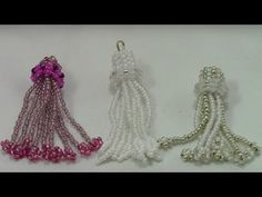 Collar con colgadijo (Tassel) - YouTube