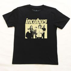 Incubus  http://hateashberry.com/band-shirts/incubus/