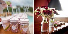 Des conseilles pour le mariage en rose et blanc