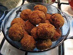 Magyar fasírt recept Ethnic Recipes, Food, Meat, Rezepte, Essen, Yemek, Meals