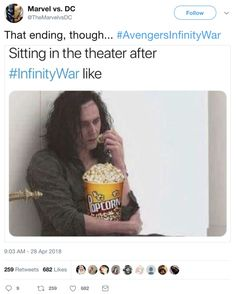 """31 """"Avengers: Infinity War"""" Memes That Are Funny And Also Traumatizing"""