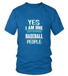 Baseball Yes I Am One Of Those People T-shirt (Round neck T-Shirt Unisex - Royal Blue) #shirts #ideas #popular baseball party, baseball room, baseball mom, back to school, aesthetic wallpaper, y2k fashion