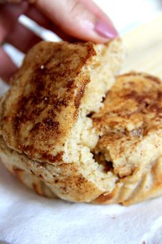 Skinny Single Snickerdoodle Muffin