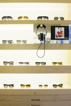 265955d8b20 Commune Designs Oliver Peoples Madison Avenue
