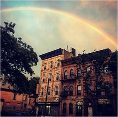 Beautiful rainbow over #Brooklyn! https://web.facebook.com/idealpropertiesgroup/photos/a.437113292977802.94994.113361655352969/1157577094264748/?type=3