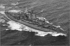 USS Idaho, 1942