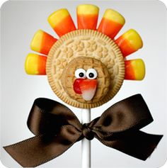 Nice round up of Thanksgiving sweets & treats.