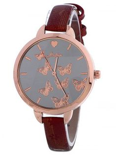 GET $50 NOW | Join RoseGal: Get YOUR $50 NOW!http://www.rosegal.com/watches/faux-leather-butterfly-quartz-watch-1001037.html?seid=2275071rg1001037