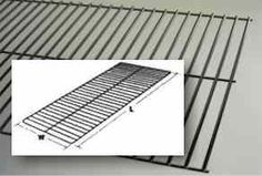coleman 7000 Series Porcelain Coated Cooking Grid gas grill parts