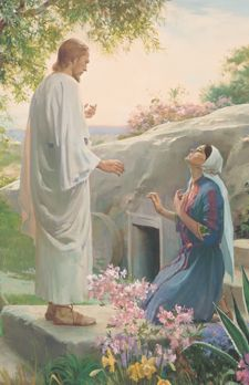 Easter Countdown: Teaching children through the week about the last week of Christ's life and His resurrection