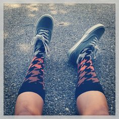 Stance socks.  Vans. #howwekickit