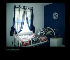 Yankees Bedroom Accessories