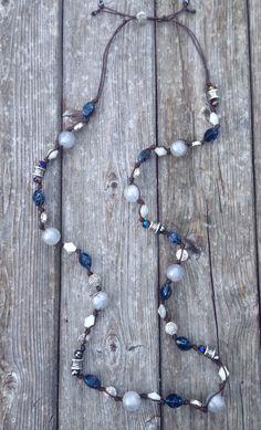 Chambray necklace #jewelry #PremierDesigns