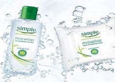 Get a FREE Sample of Micellar Cleansing Water!