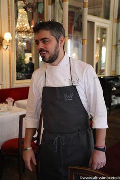 #Chef Matteo Baronetto @ Del Cambio, Torino - 1* #Michelin #ViaggiatoreGourmet #AltissimoCeto #ChefoftheWeek