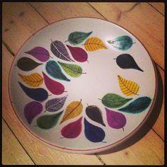 50-tals keramik: Full fart
